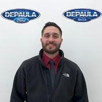 Patrick Riolo at DePaula Ford