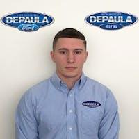 Dalton Hunter at DePaula Ford