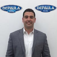 Jayson  Newell at DePaula Ford