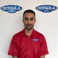 Qasim Dawood at DePaula Ford