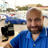 Leonard Manginelli at The New Babylon Honda