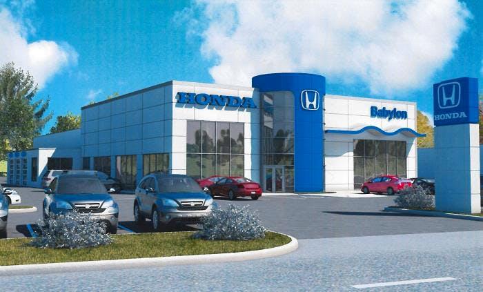 The New Babylon Honda, West Babylon, NY, 11704