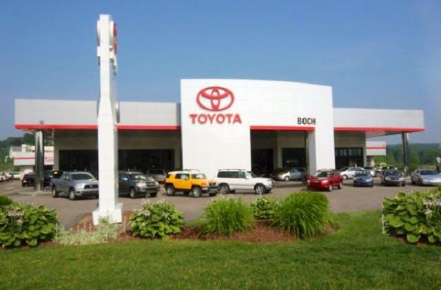 Boch Toyota, Norwood, MA, 02062