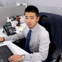 Jihyung Sam Kim at Bayside Chrysler Jeep Dodge