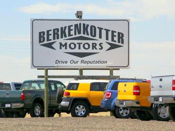 Berkenkotter Motors, Parker, CO, 80134