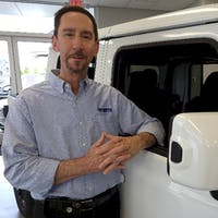 Stuart Kaminsky at Garavel Chrysler Jeep Dodge Ram