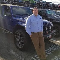 Joe  Melfi at Garavel Chrysler Jeep Dodge Ram