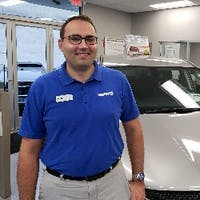 Sal Iodice at Garavel Chrysler Jeep Dodge Ram