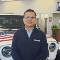 Fernando Turcios  at Garavel Chrysler Jeep Dodge Ram