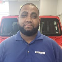 Kyle Wells at Garavel Chrysler Jeep Dodge Ram