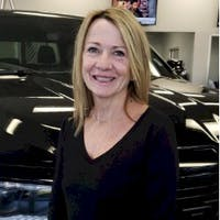 Evelyn Davies at Garavel Chrysler Jeep Dodge Ram