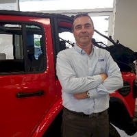 Cristian Georgescu at Garavel Chrysler Jeep Dodge Ram