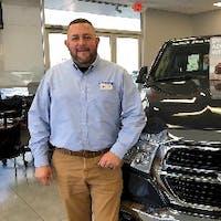 Maikel Carmenati at Garavel Chrysler Jeep Dodge Ram