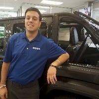 Omar Luzardo at Garavel Chrysler Jeep Dodge Ram