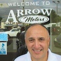 Sandro Cespedes at Arrow Motors