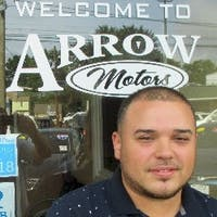 Alexander Cintron at Arrow Motors