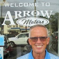 Shawn  Swingle at Arrow Motors