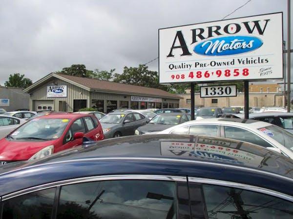 Arrow Motors, Linden, NJ, 07036