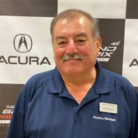 Manny Esquivel at Acura of Glendale