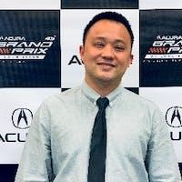 Alton Ho at Acura of Glendale