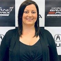 Karine Arzumanyan at Acura of Glendale