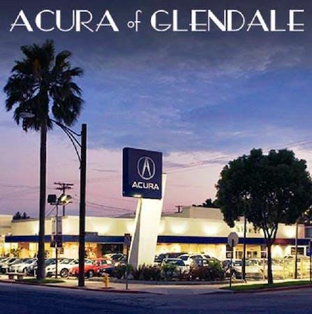 Acura of Glendale, Glendale, CA, 91204