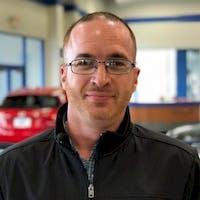 Joe Denning at Bianchi Honda
