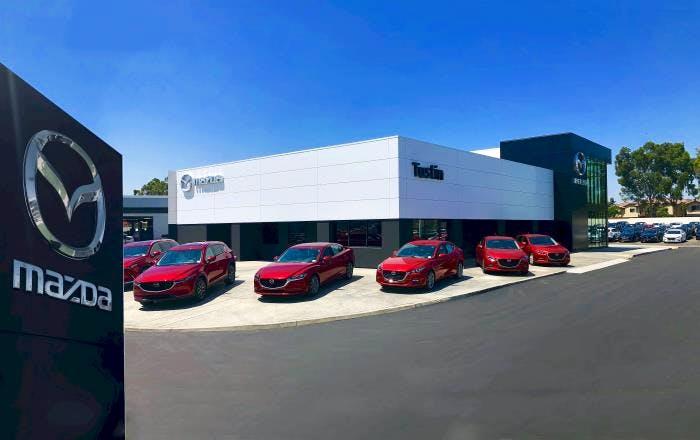 Tustin Mazda, Tustin, CA, 92782
