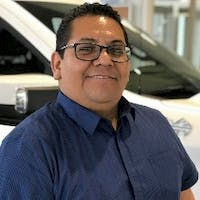 OSCAR  PEREZ at Platinum Chevrolet