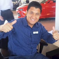 JUAN  LEAL at Platinum Chevrolet