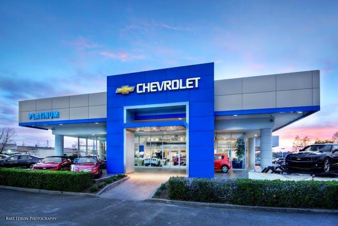 Platinum Chevrolet, Santa Rosa, CA, 95407