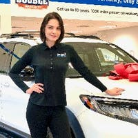 Anna Pinheiro at Bernardi Honda of Natick