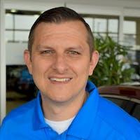 Jeff  Ward at Roush Honda