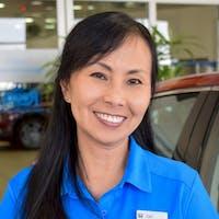 Janly Wilkins at Roush Honda