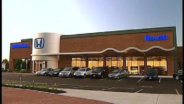 Roush Honda, Westerville, OH, 43081