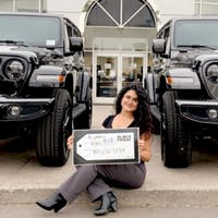 ALLIE ROJAS at Larry H. Miller Chrysler Jeep Avondale