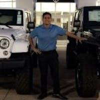 Dustin Ontiveros at Larry H. Miller Chrysler Jeep Avondale