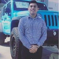 Juan Vizcarra at Larry H. Miller Chrysler Jeep Avondale