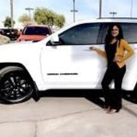 ALLIE ROJAS at Larry H. Miller Chrysler Jeep Avondale