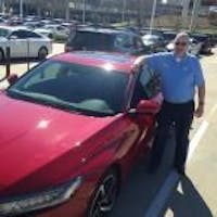 Charles Warner at David McDavid Honda of Frisco