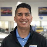 Joshua Martinez at Norm Reeves Honda Superstore West Covina