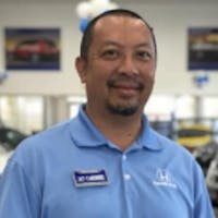 Jason Cardines at Norm Reeves Honda Superstore West Covina