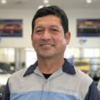 Antonio Ortega at Norm Reeves Honda Superstore West Covina