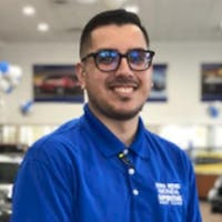 Christopher Silva at Norm Reeves Honda Superstore West Covina