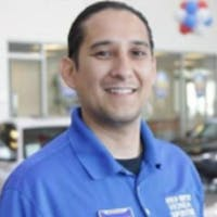 Anthony Sanchez at Norm Reeves Honda Superstore West Covina