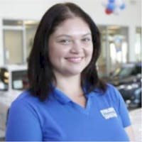 Trinity Guzman at Norm Reeves Honda Superstore West Covina - Service Center