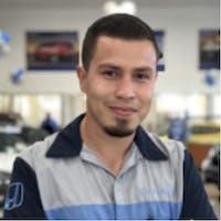 Jose Alvarez at Norm Reeves Honda Superstore West Covina