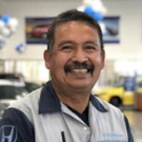 Jesus Muñoz at Norm Reeves Honda Superstore West Covina