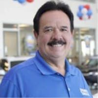 Louis Mesquita at Norm Reeves Honda Superstore West Covina