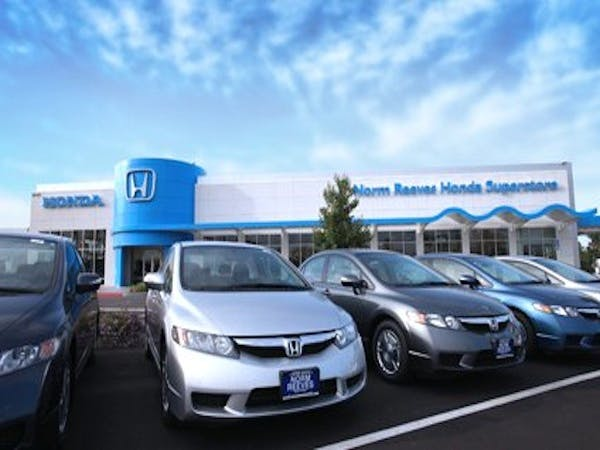 Norm Reeves Honda Superstore West Covina, West Covina, CA, 91791